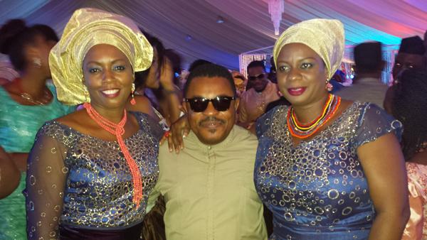 Victor Osuagwu & guests