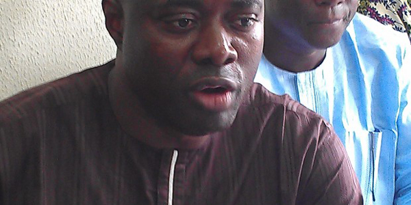 Engineer Oluwaseyi Abiodun Makinde