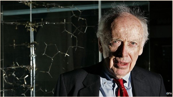 James Watson Auctions Nobel Prize Medal to Raise Money