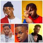Top 5 Nigerian Young Raising Afro Pop Music Artistes