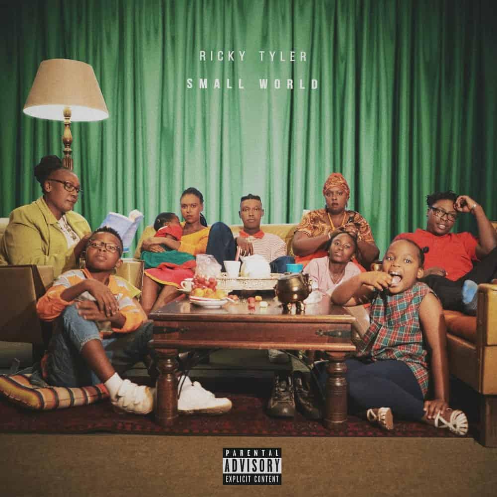 Ricky-Tyler - Small World EP