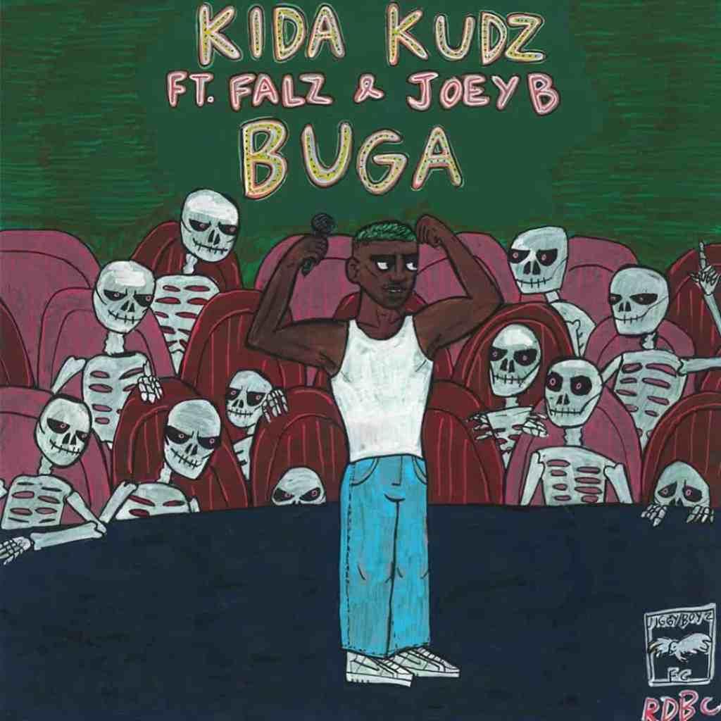 Kida Kudz – Buga ft. Falz, Joey B