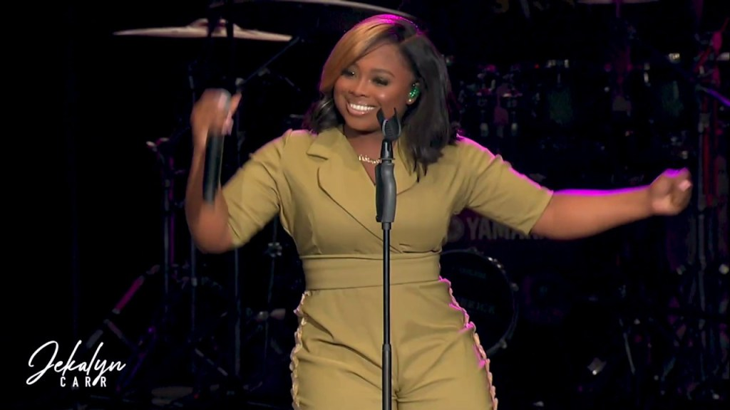 Jekalyn Carr - Changing Your Story