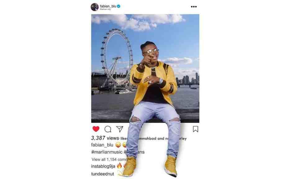 VIDEO: Fabian Blu – Instagram ft. Naira Marley, Mohbad
