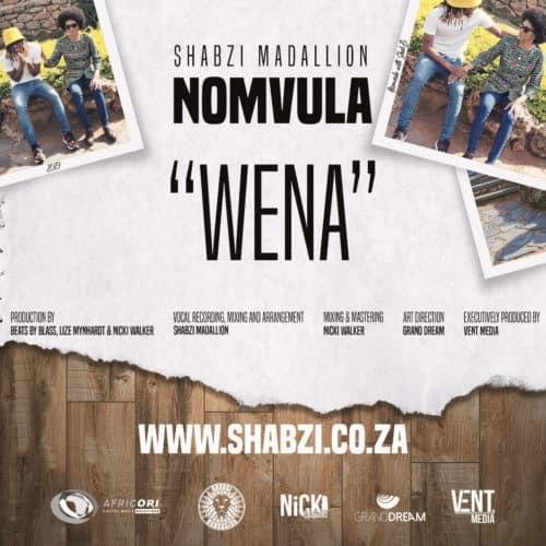 ShabZi Madallion – Wena