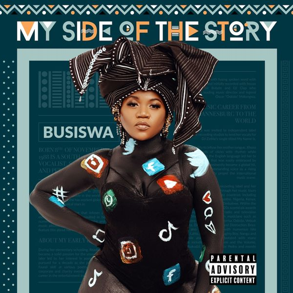 Busiswa – My Side Of The Story' album