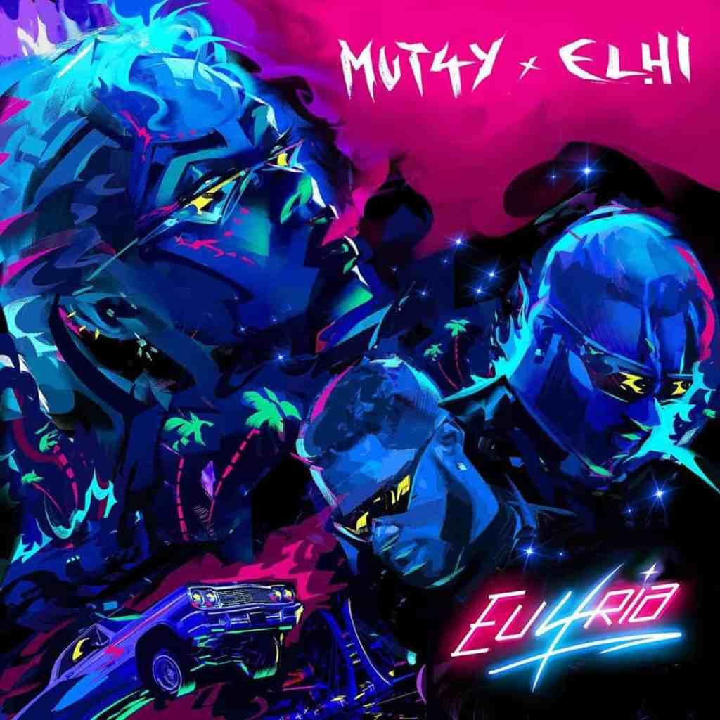 Mut4y – Eu4ria' EP