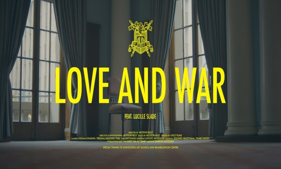 VIDEO: Stogie T – Love & War Ft. Lucille Slade