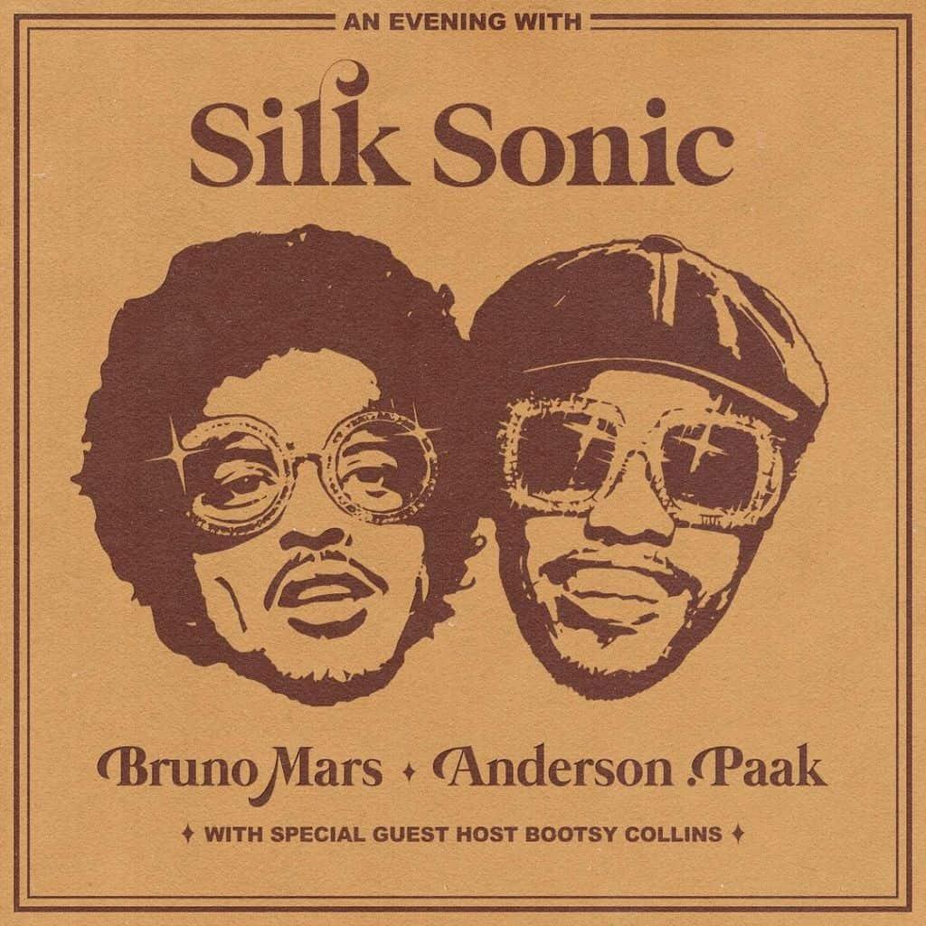 Bruno Mars – Leave The Door Open Ft. Anderson .Paak & Silk Sonic
