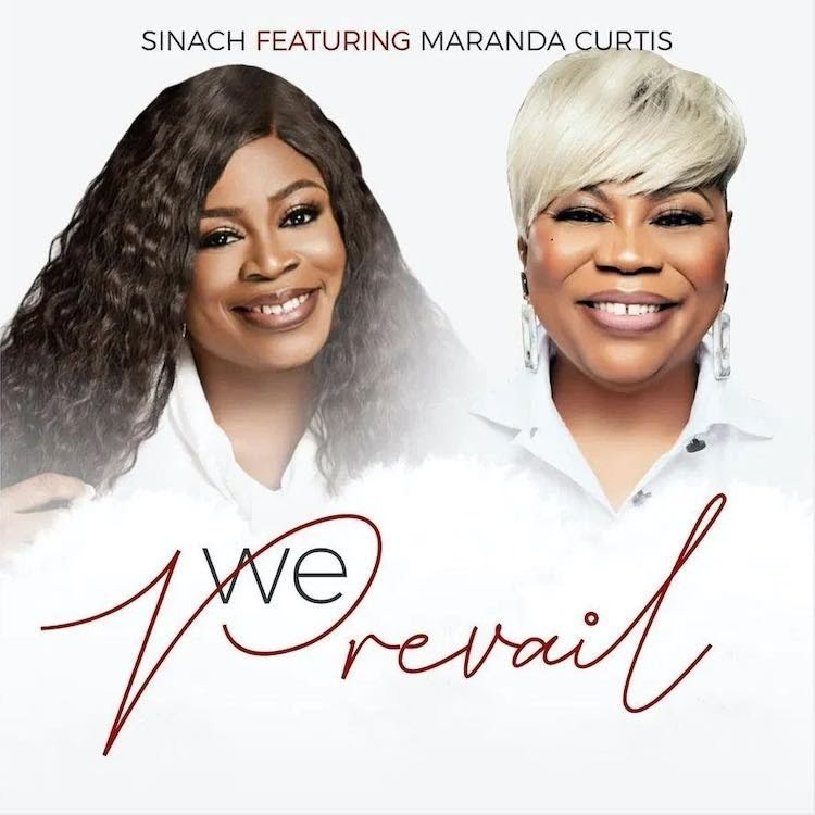 Sinach – We Prevail Ft. Miranda Curtis