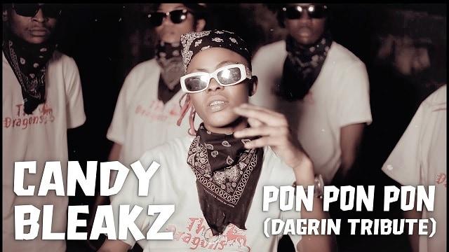 Candy Bleakz – Pon Pon Pon