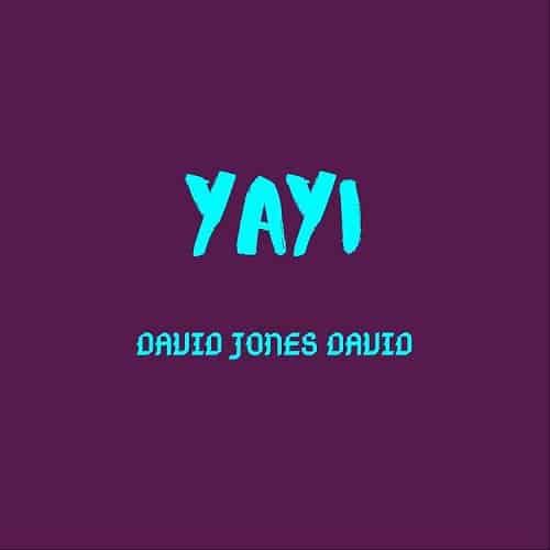 David Jones David – Yayi