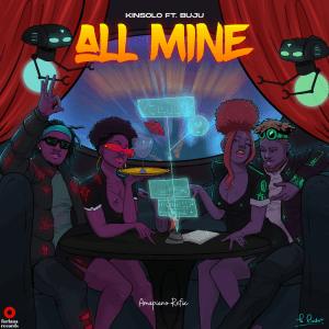 Kinsolo – All Mine ft Buju