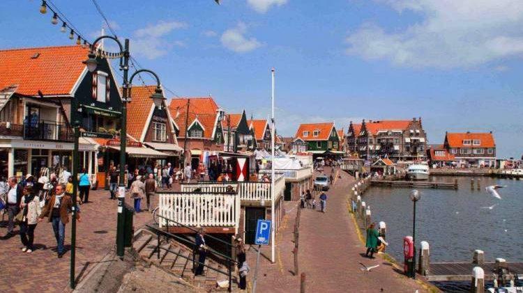 Vissersdorp Volendam