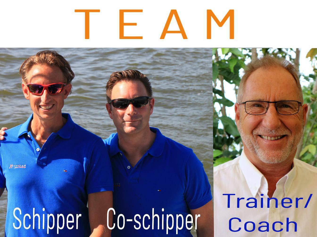 Team Thailand Retreat Emiel, Alex en Marcel