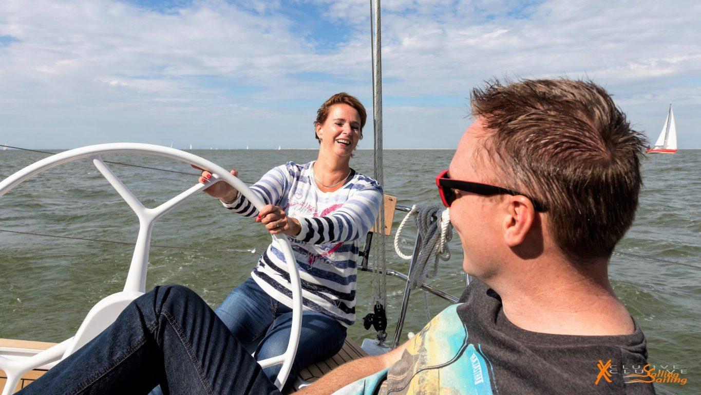 Xclusive Sailing Zelf sturen