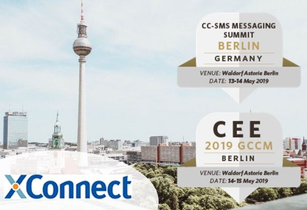 XConnect. CC SMS Messaging Summit - CEE GCCM Berlin 2019