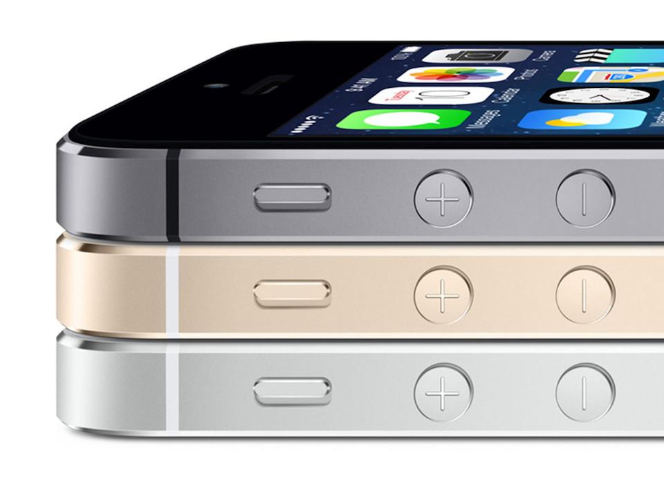 Den nye iPhone 5S
