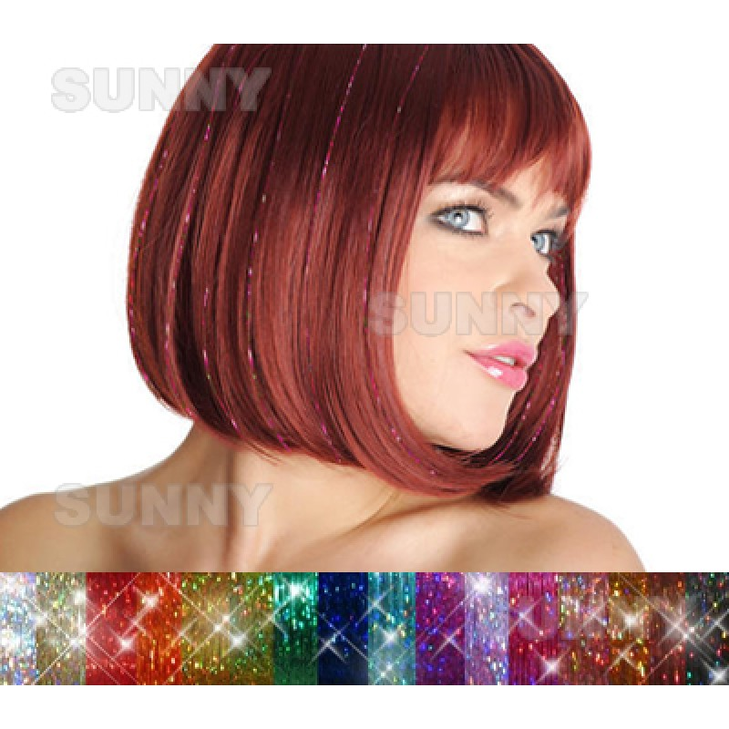 Wholesale Tinsel Hair Extensions Buy China Wholesale