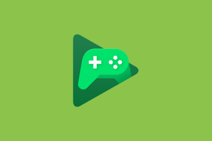 google tests a new play games design with a revamped home page and bottom bar