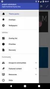 How to Uninstall Custom Themes on Android Oreo