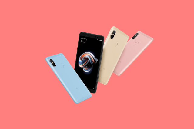 72d384ab735 Android Pie is coming to the Xiaomi Redmi Note 5
