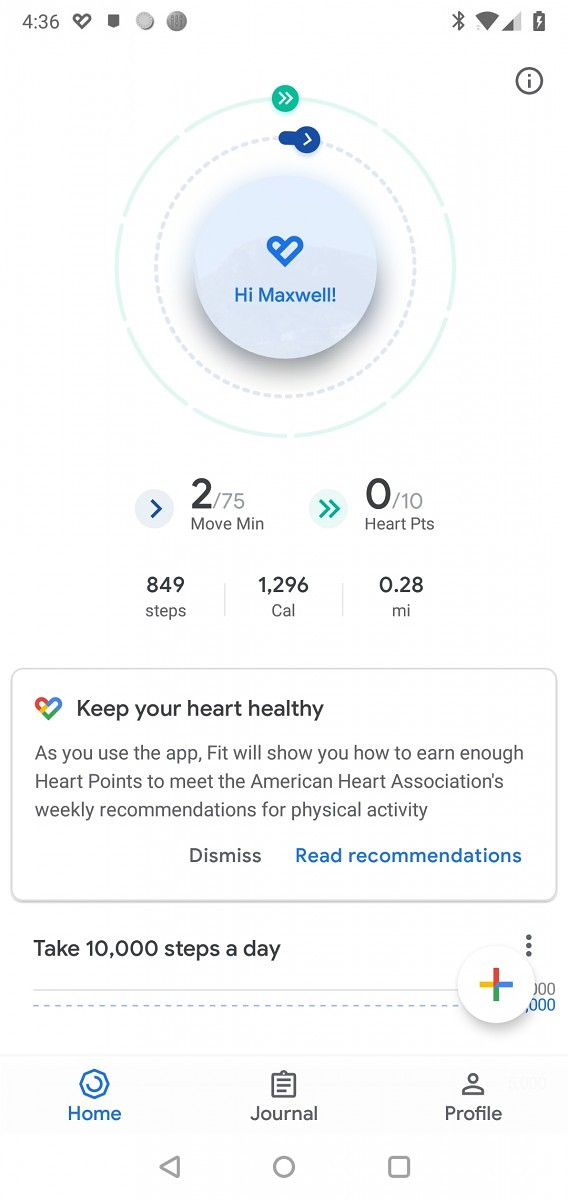 Update: Download APK] Google Fit redesign aims to get you up
