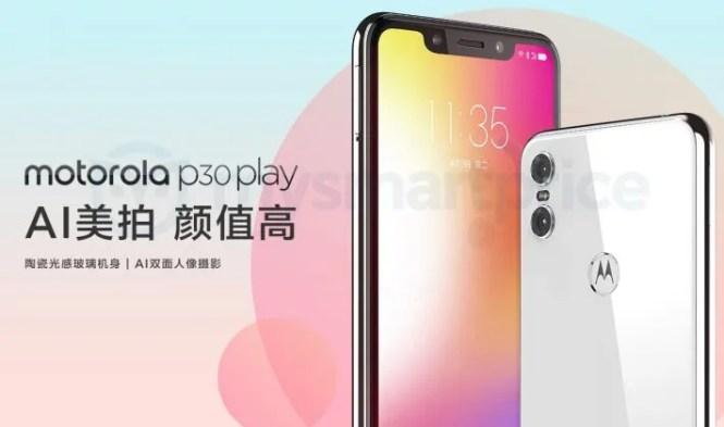 Motorola P30 Play promotional imagery 1.