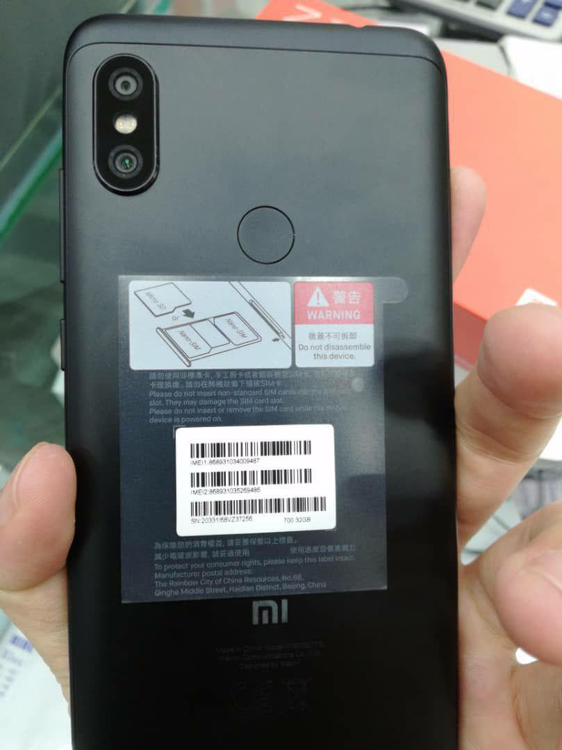 Xiaomi Redmi Note 6 Pro Leak Shows Four Cameras And