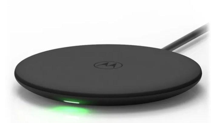 Motorola Moto G7 Plus Wireless Charger