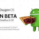 Android Pie-based OxygenOS Open Beta for the OnePlus 5 and OnePlus 5T