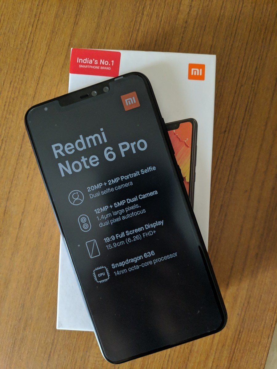 Xiaomi Redmi Note 6 Pro Review: A great phone, but wait for