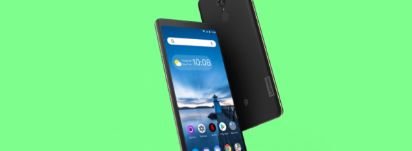 The Lenovo Tab V7 is a budget phone with a huge 6.9 ...