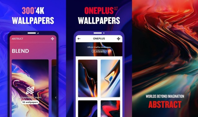 abstruct oneplus 7 pro wallpaper