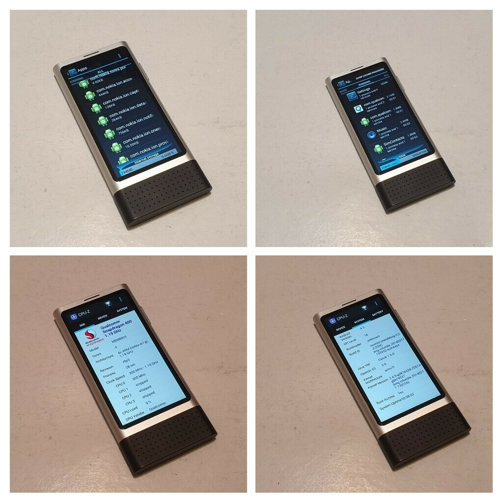A Prototype Of An Unreleased Nokia Android Phone Shows Up On Ebay Digitalworld