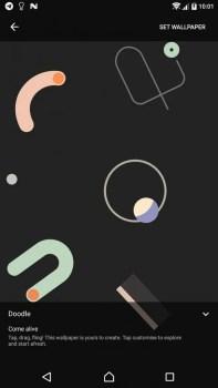 Google Pixel 4 Live Wallpaper