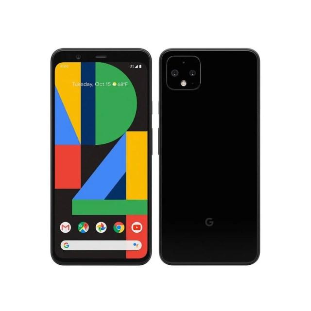 Google Pixel 4 XL in Just Black