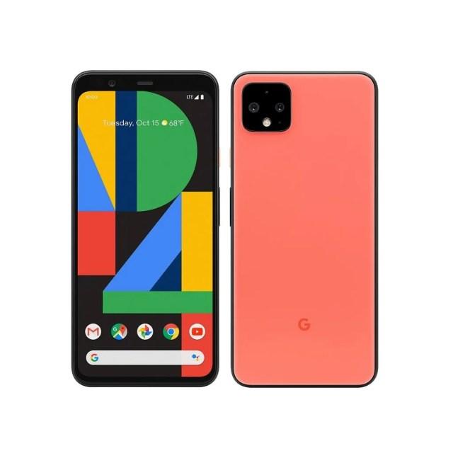 Google Pixel 4 XL in Oh So Orange