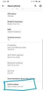 rooter Google Pixel 4 ou Pixel 4 XL avec Magisk