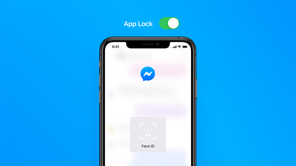Revue du web Facebook Messenger is getting an App Lock and new message controls ...