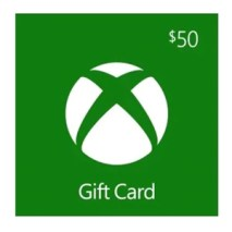 Xbox Gift Cards, 10% Off
