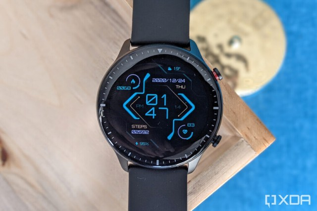 Huami Amazfit GTR 2 Sports Edition smartwatch review