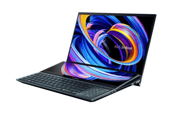ASUS ZenBook Pro Duo 15 OLED product image