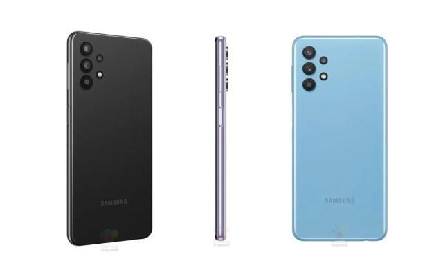 Samsung Galaxy A32 5G leaked