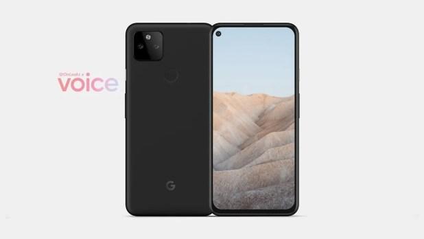 Front Pixel 5a