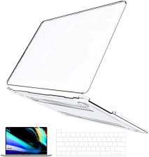 B Belk Clear Case for 16-inch MacBook Pro
