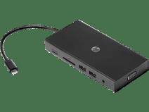 HP Travel USB-C Multi-Port Hub