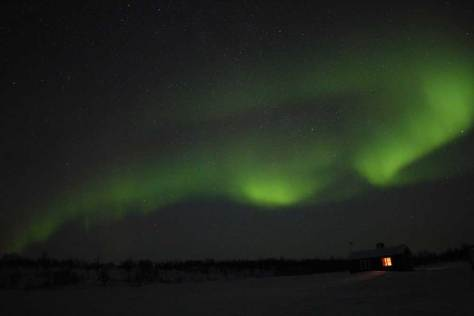 Jan27th-1 Northern Lights Live 2012