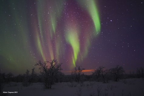 Rainbow-Plateux2-web-1024x682 January 24th Solar Storm Aurora Pictures and Video.