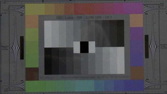 PXW-Z100 with +9db gain.